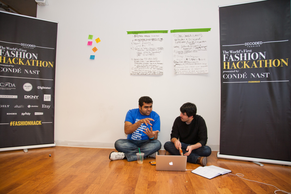 Decoded Fashion: Hackathon 2013