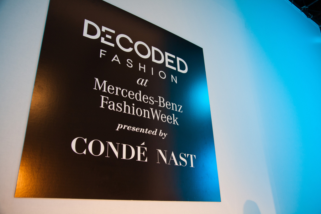 Decoded Fashion: NYC 2013